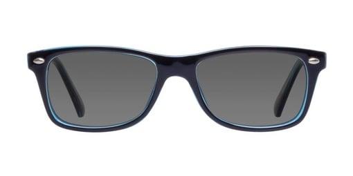 Woodmere Black/Blue
